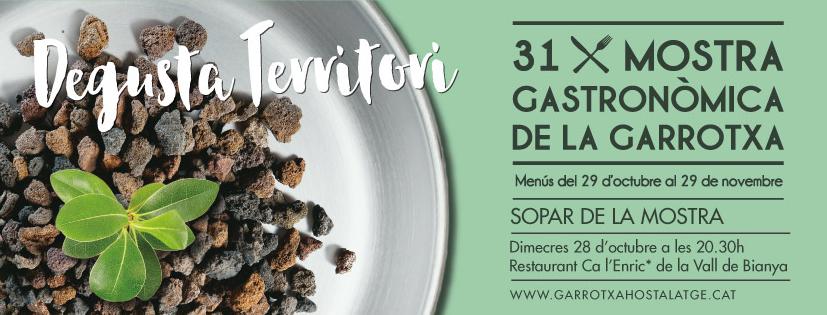 31a Mostra Gastronòmica de la Garrotxa