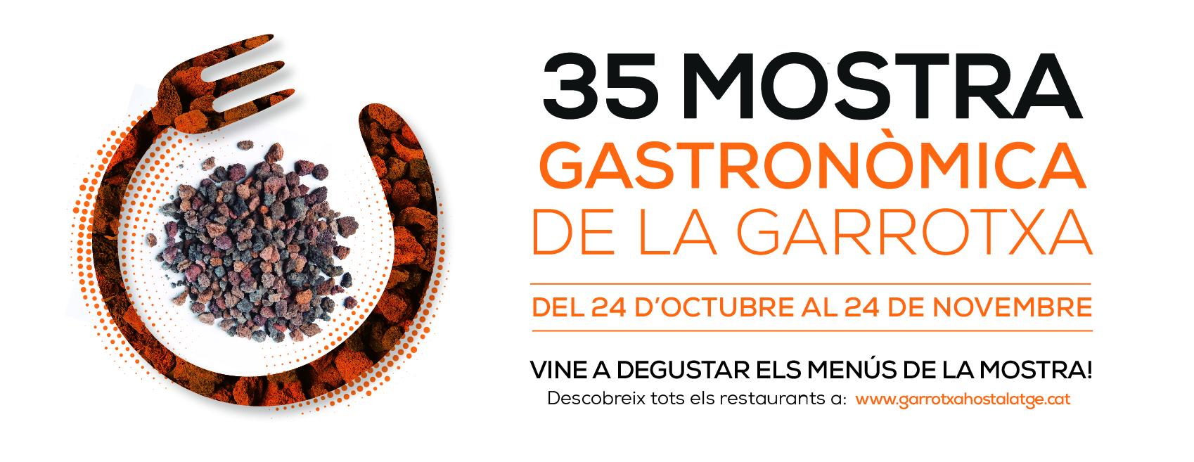 35 Mostra Gastronòmica de la Garrotxa