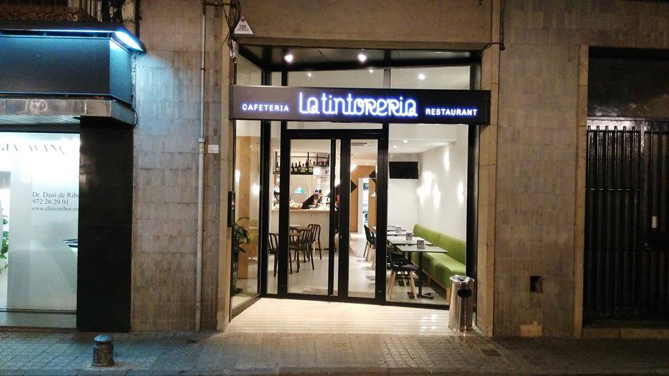 Restaurant La Tintoreria