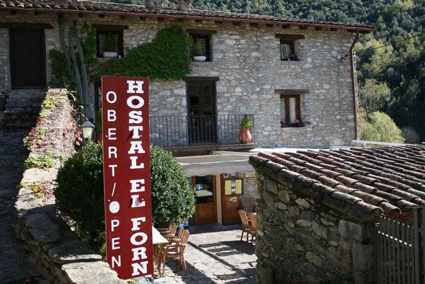 Hostal ** El Forn de Beget Restaurant El forn de Beget
