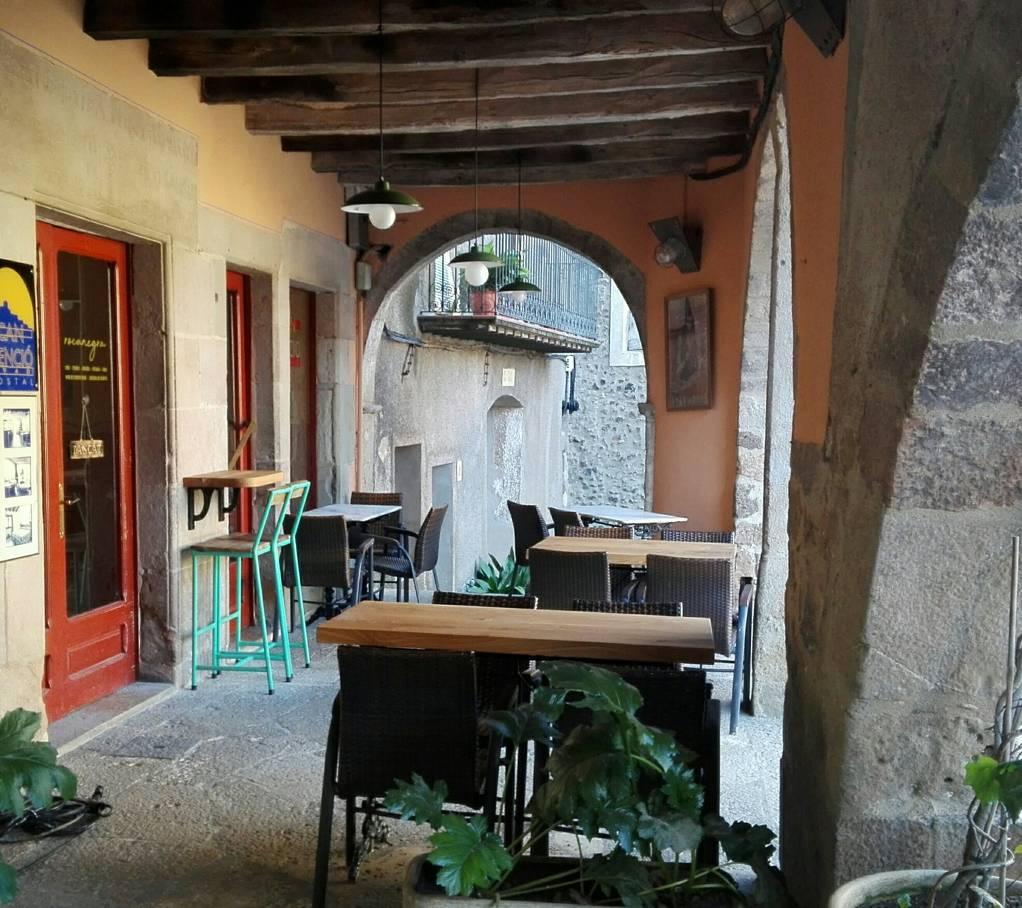 Cafeteria Rocanegra - Can Menció
