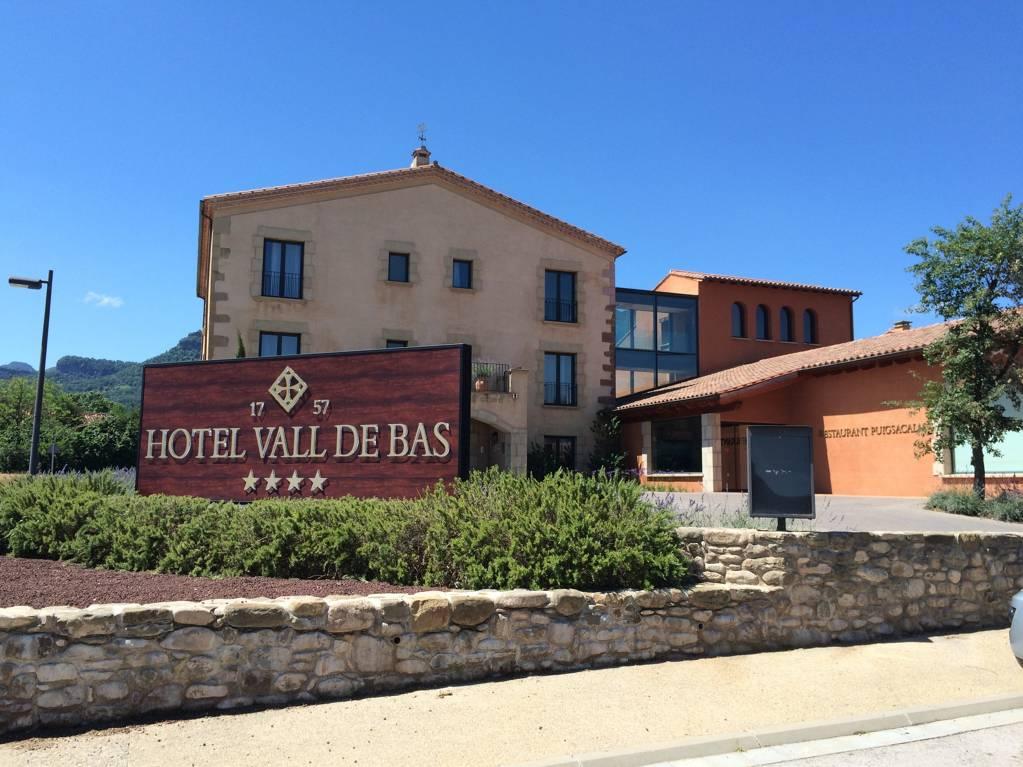 Hotel**** Vall de Bas