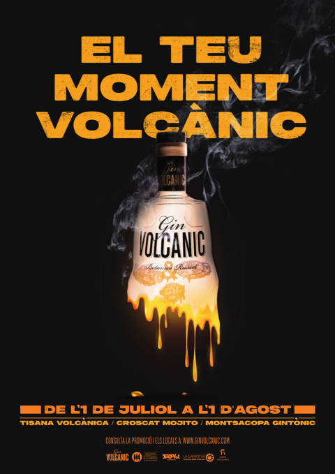 El teu Moment Volcànic. Els establiments.