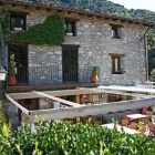 Hostal ** El Forn de Beget Restaurant El forn de Beget - 894c1-entrada.jpg